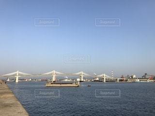 水体の大型船の写真・画像素材[1207774]