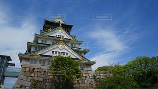 大阪城の写真・画像素材[1193462]