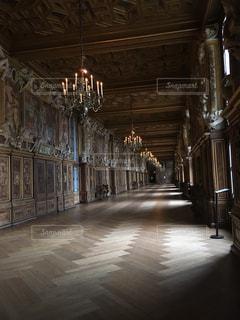 フランスのお城の写真・画像素材[1193612]