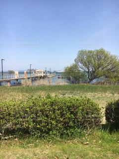 湖の風景の写真・画像素材[1193933]