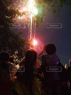 花火の写真・画像素材[1200259]