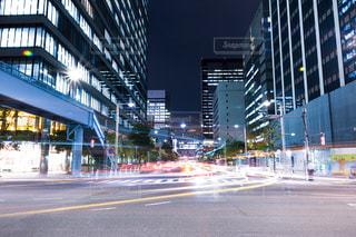 街の通りの写真・画像素材[1249089]