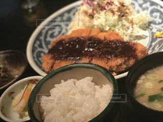 カツ定食 - No.1194242