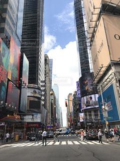 ニューヨークの写真・画像素材[1195576]