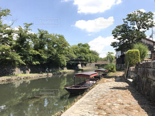 近江八幡の写真・画像素材[1195615]