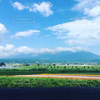 北海道の景色の写真・画像素材[1194574]
