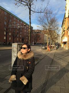 ミュンヘン市街地の写真・画像素材[1195102]