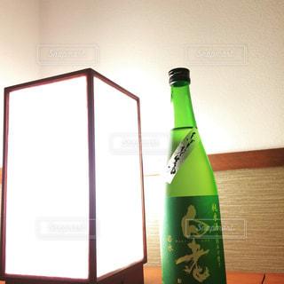 クローズ ボトルのアップ - No.1195066