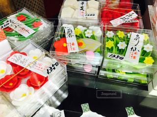 和菓子の写真・画像素材[1195790]