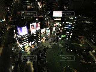 夜の街の写真・画像素材[1248780]