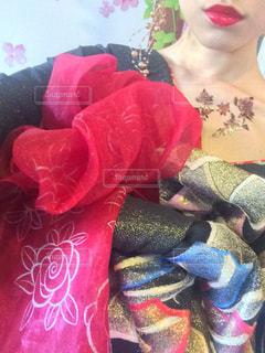 花魁衣装の写真・画像素材[1201274]