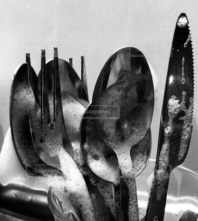食器洗い中 - No.1247307