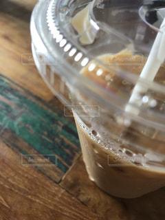 アイスコーヒーの写真・画像素材[1249540]