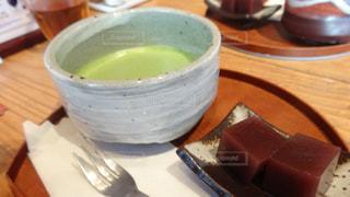 抹茶と水羊羹 - No.1249648
