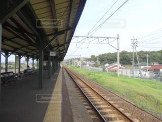 玉造温泉駅の写真・画像素材[1253833]
