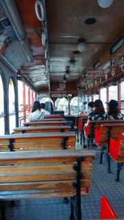 グアムで乗ったバスの写真・画像素材[1257072]