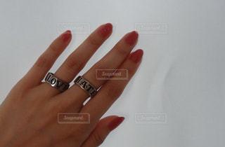 重い指輪の写真・画像素材[1279019]