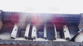 時代を感じる建物の写真・画像素材[1322564]
