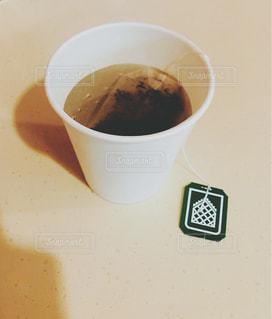 一杯の紅茶の写真・画像素材[1406812]
