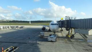 グアムの空港の写真・画像素材[1709765]