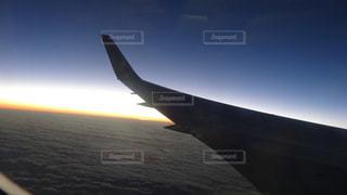 グアム上空の写真・画像素材[1709775]
