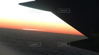 グアム上空の写真・画像素材[1709776]