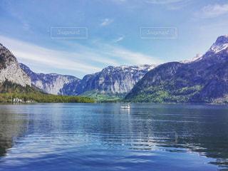 オーストリア_ハルシュタット018の写真・画像素材[1218720]