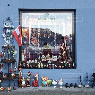 オーストリア_ハルシュタット017の写真・画像素材[1218721]