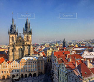 チェコ_プラハ054の写真・画像素材[1221760]