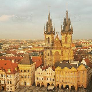 チェコ_プラハ013の写真・画像素材[1221821]
