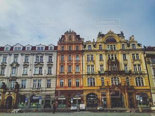 チェコ_プラハ005の写真・画像素材[1221833]