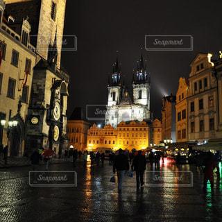 チェコ_プラハ003の写真・画像素材[1221836]