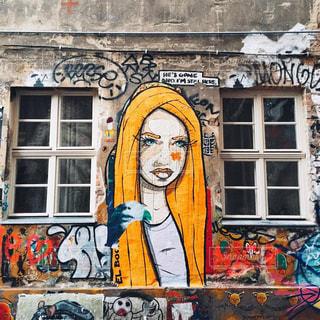 ドイツ_ベルリン_ストリートアート 025の写真・画像素材[1241830]