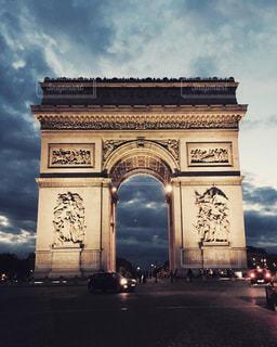 フランス_パリ040の写真・画像素材[1243255]