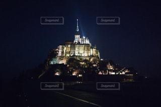 フランス_パリ_モンサンミッシェル010の写真・画像素材[1245243]