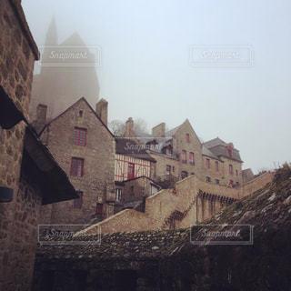 フランス_パリ_モンサンミッシェル005の写真・画像素材[1245248]