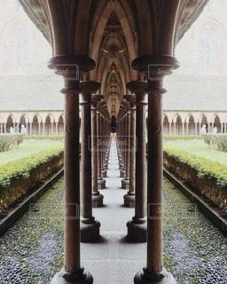フランス_パリ_モンサンミッシェル001の写真・画像素材[1245252]