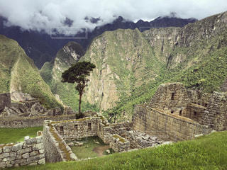 ペルー_マチュピチュ002の写真・画像素材[1247223]