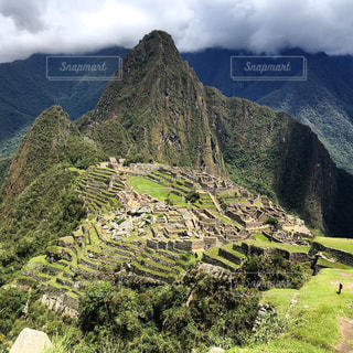 ペルー_マチュピチュ014の写真・画像素材[1248211]