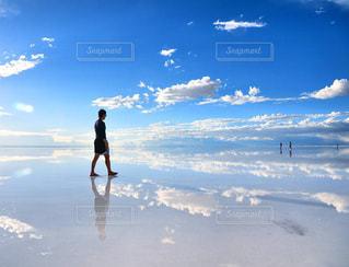 ボリビア_ウユニ塩湖008の写真・画像素材[1249783]