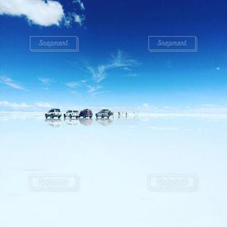 ボリビア_ウユニ塩湖001の写真・画像素材[1249791]