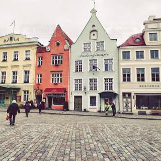 北欧_エストニア_タリン002の写真・画像素材[1250091]