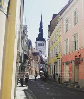 北欧_エストニア_タリン001の写真・画像素材[1250092]
