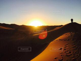 モロッコ_サハラ砂漠023の写真・画像素材[1250132]