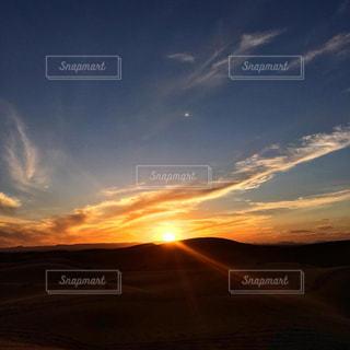 モロッコ_サハラ砂漠015の写真・画像素材[1250141]