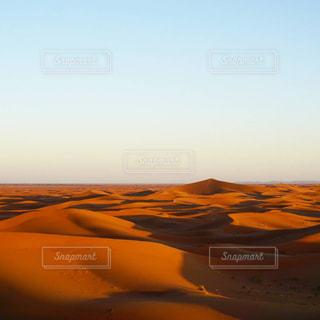 モロッコ_サハラ砂漠002の写真・画像素材[1250154]