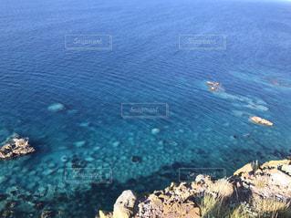綺麗な海の写真・画像素材[1197086]