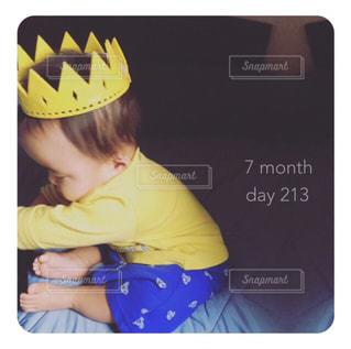 我が家の王子さま✩︎⡱の写真・画像素材[1235425]