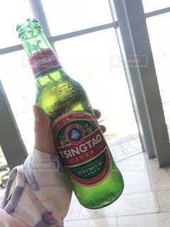 ビールのボトルの写真・画像素材[1197271]