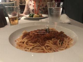 クルーズ船のレストラン ボロネーゼの写真・画像素材[1198079]